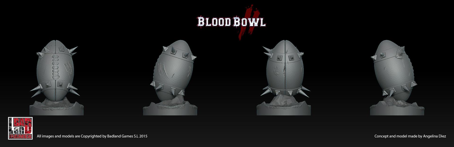 Angelina diez bloodbowl ball01