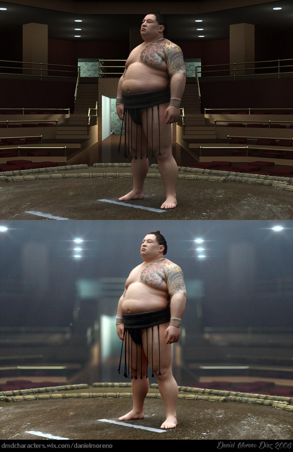 Daniel moreno diaz sumo beforefx