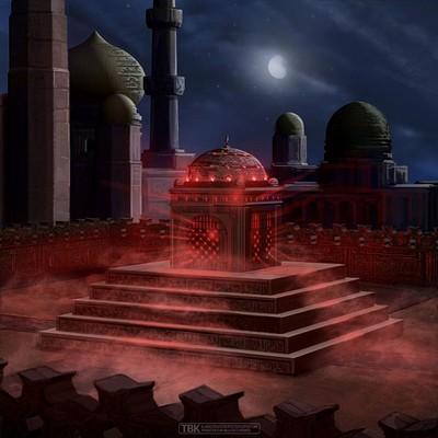 Todd kale mythic palace 01