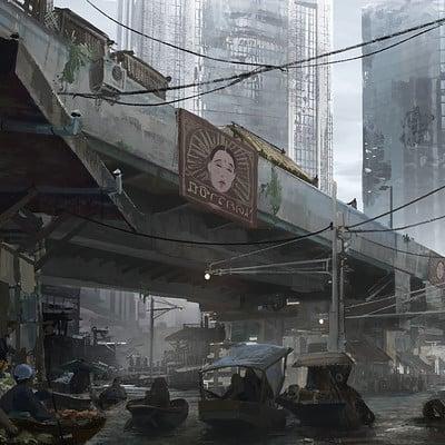 Julien gauthier bangkok2184 02 street river