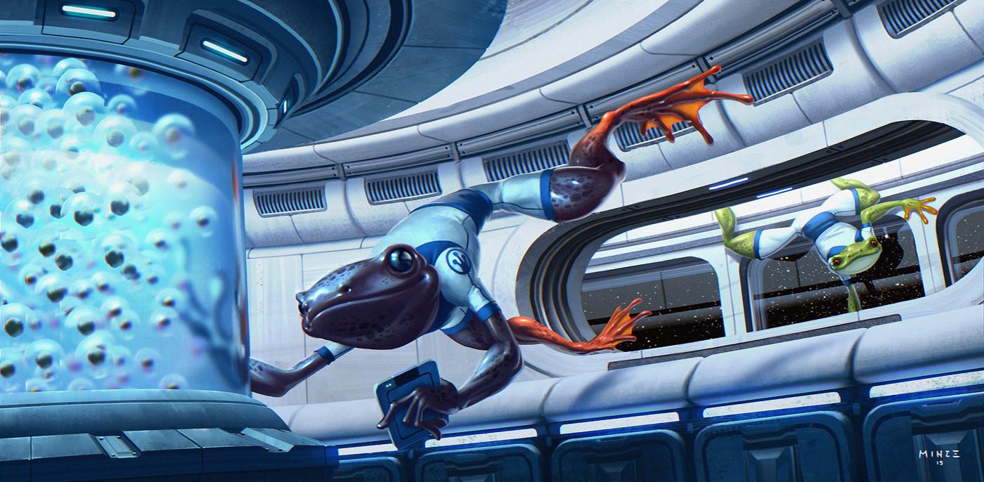 Alexander minze thumler spacefrogs5