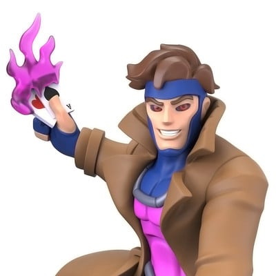 Hector moran gambitcard