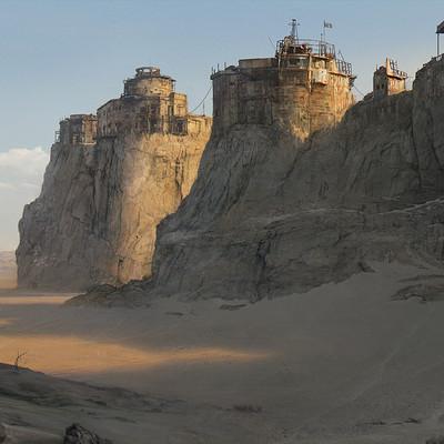 Sergey vasnev desert fin