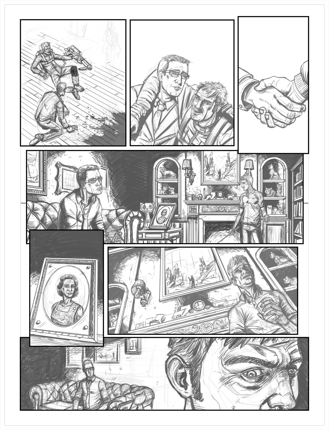 Anthony o donnell ps web page 02 pencils