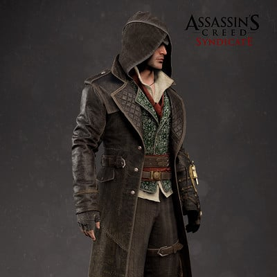 Assassin's Creed Syndicate - Jacob Outfit 03