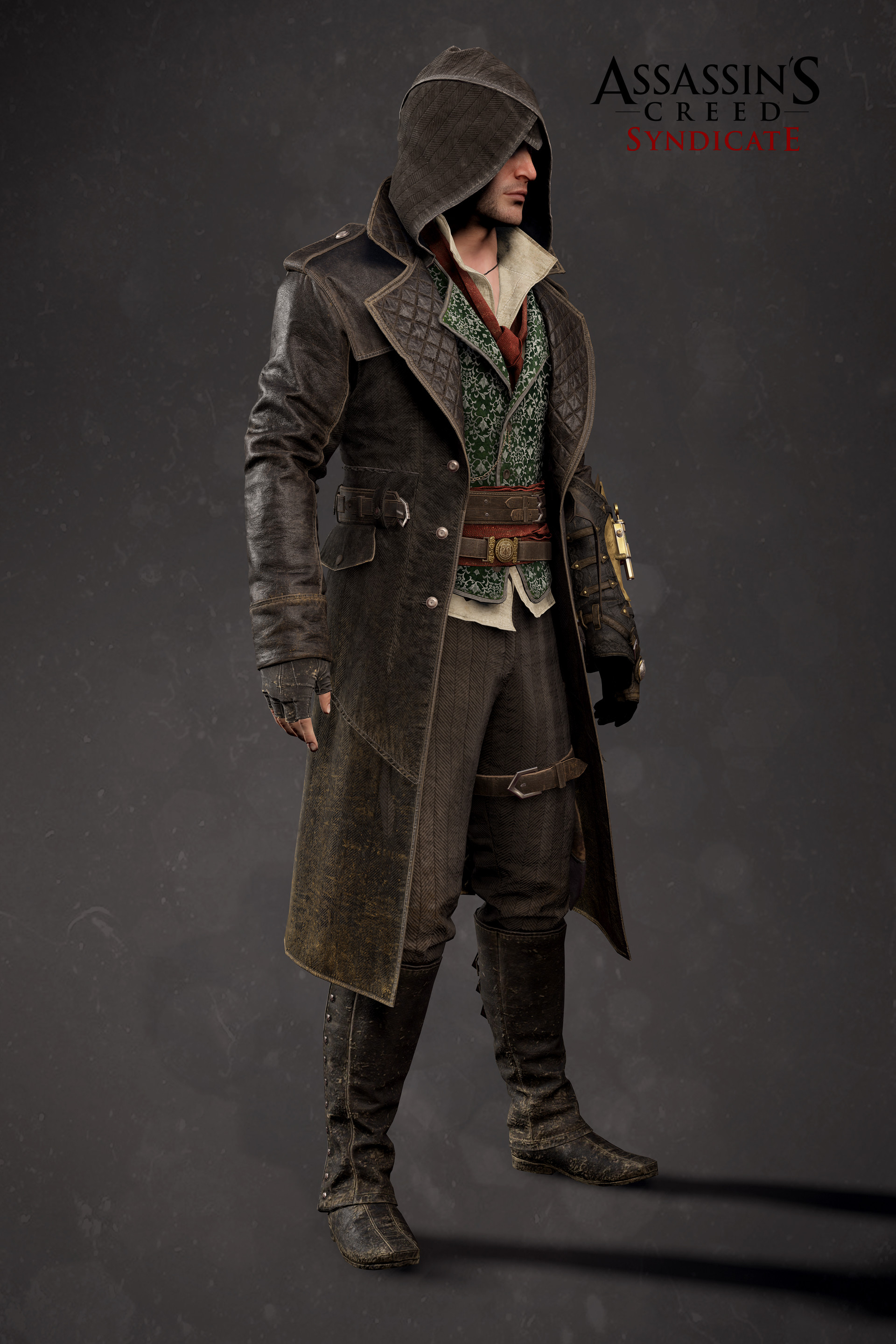 Artstation Assassin S Creed Syndicate Jacob Outfit 03 Mathieu