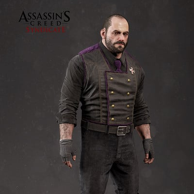 Assassin's Creed Syndicate - Rexford Kaylock