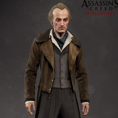 Assassin's Creed Syndicate - Malcom Milner