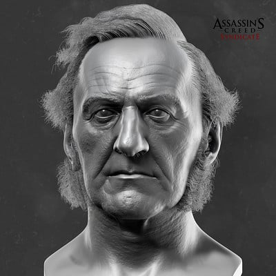 Assassin's Creed Syndicate - Wiliam Gladstone