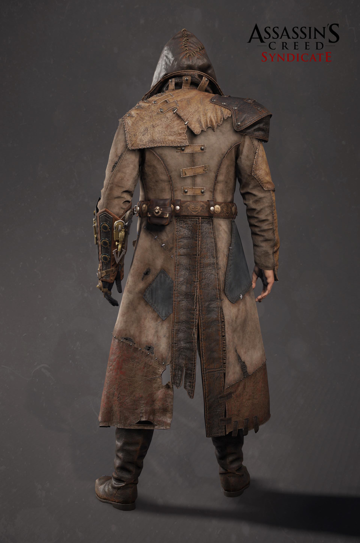 Assassin S Creed Gauntlet Design
