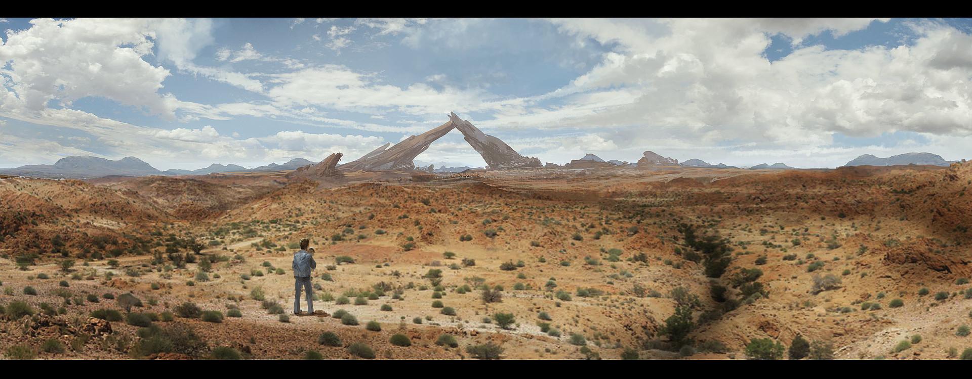 Daniel clarke rock arch