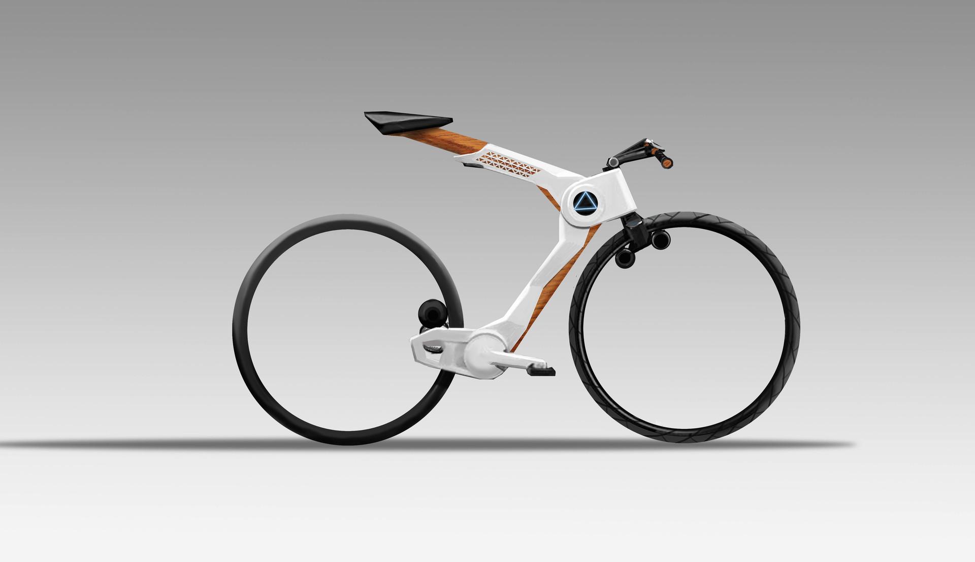 Daniel clarke bicycle 2