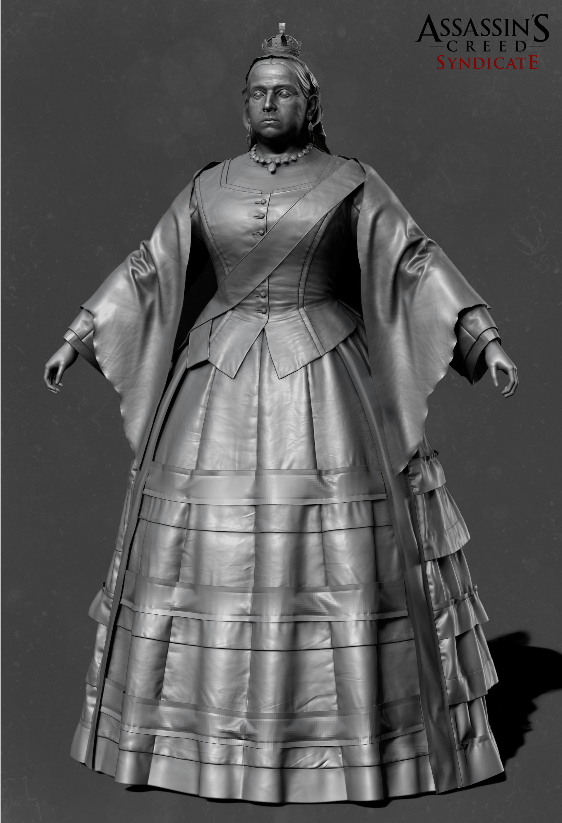 Stephanie chafe acs queenvictoria body zb front