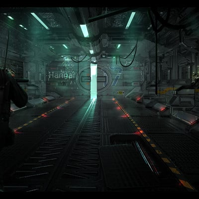 Timo peter corridor render wip 05