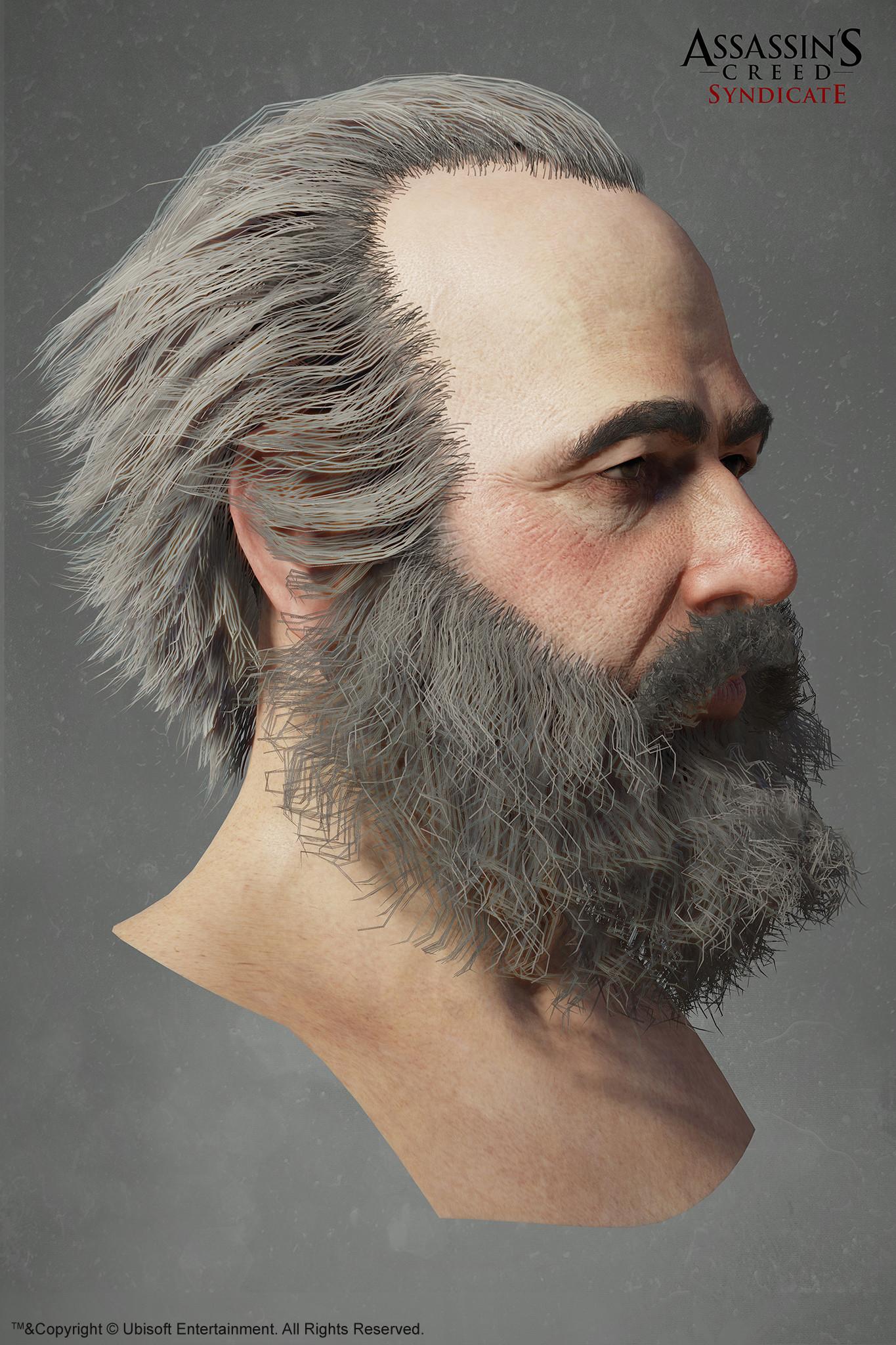 Hugues thibodeau acs karlmarx head side