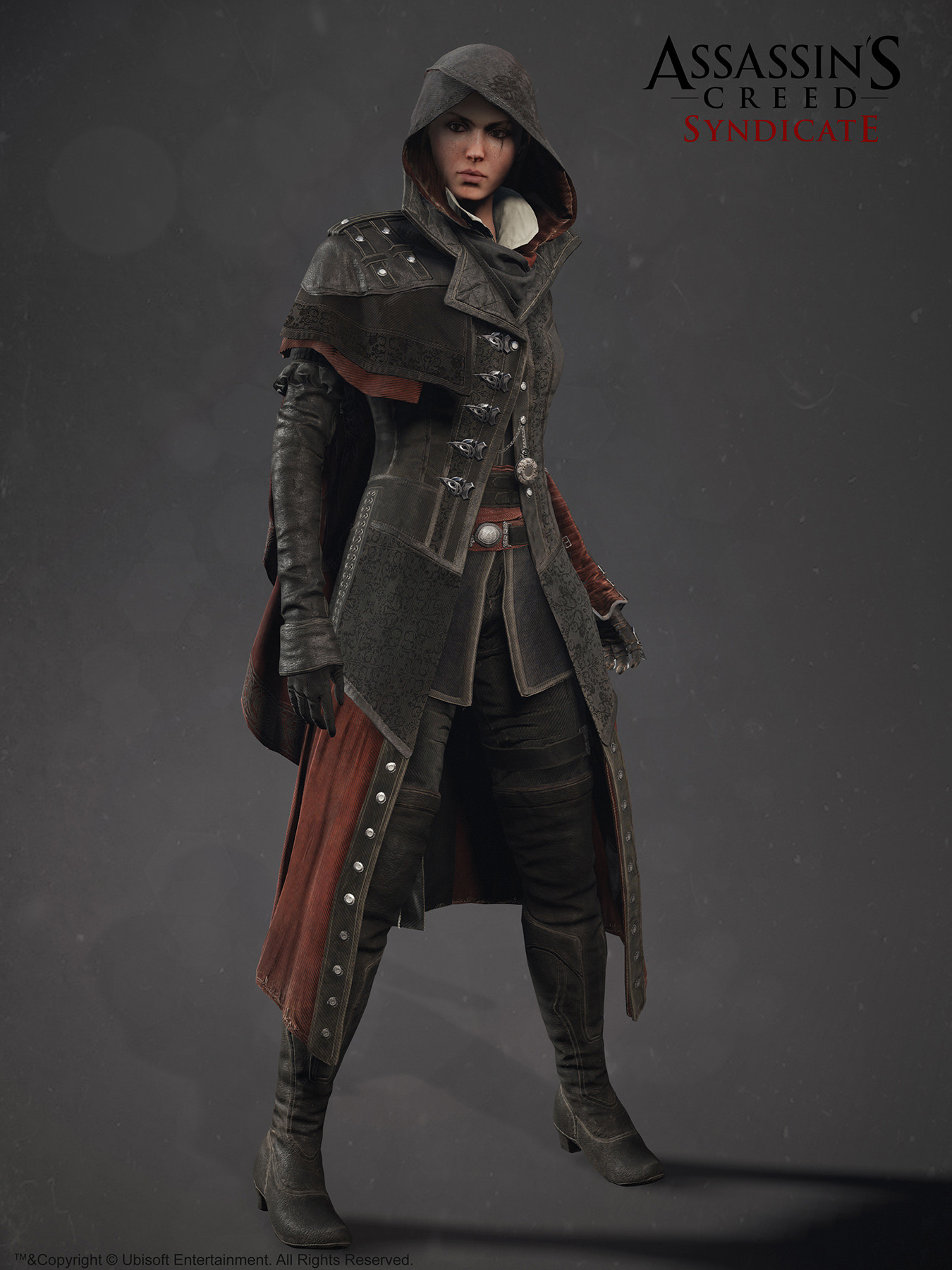 Artstation Assassin S Creed Syndicate Evie Frye Alexis Belley