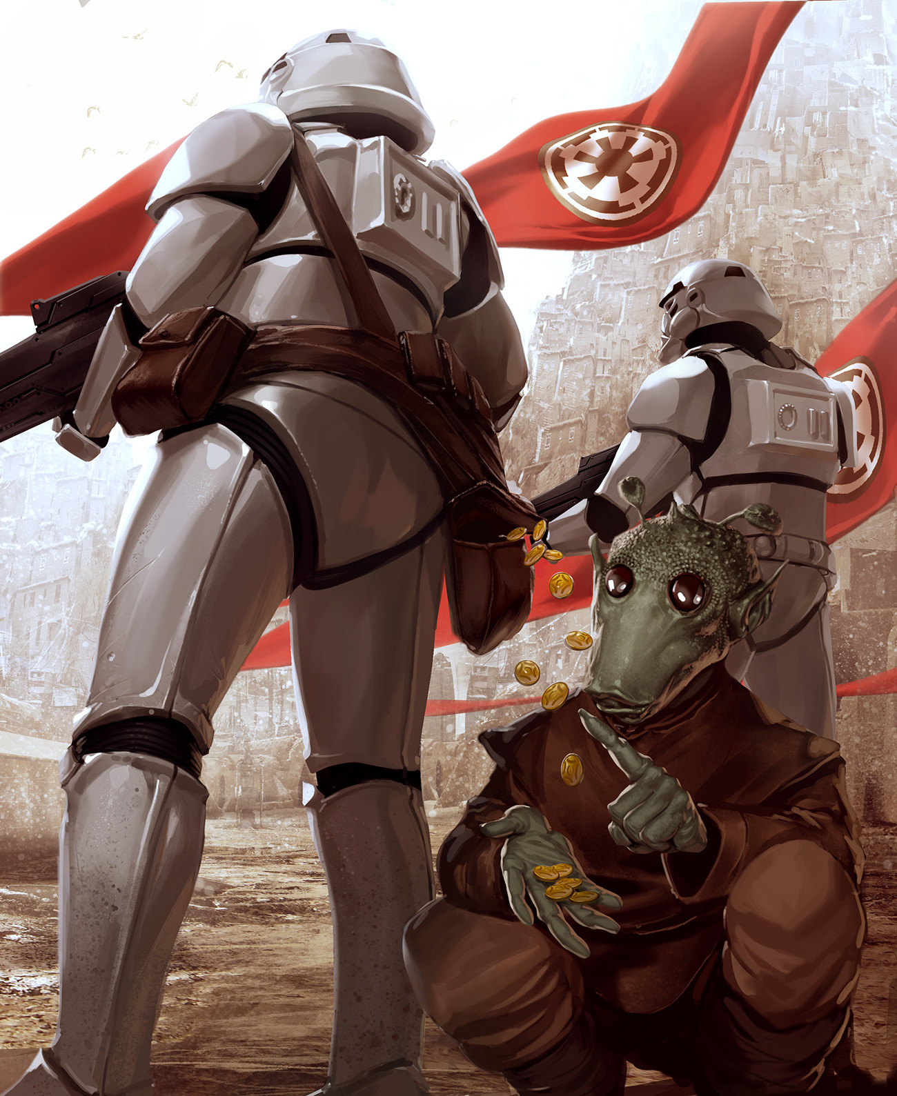 Star Wars : Force and Destiny