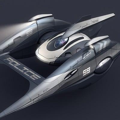 Encho enchev spaceship design1