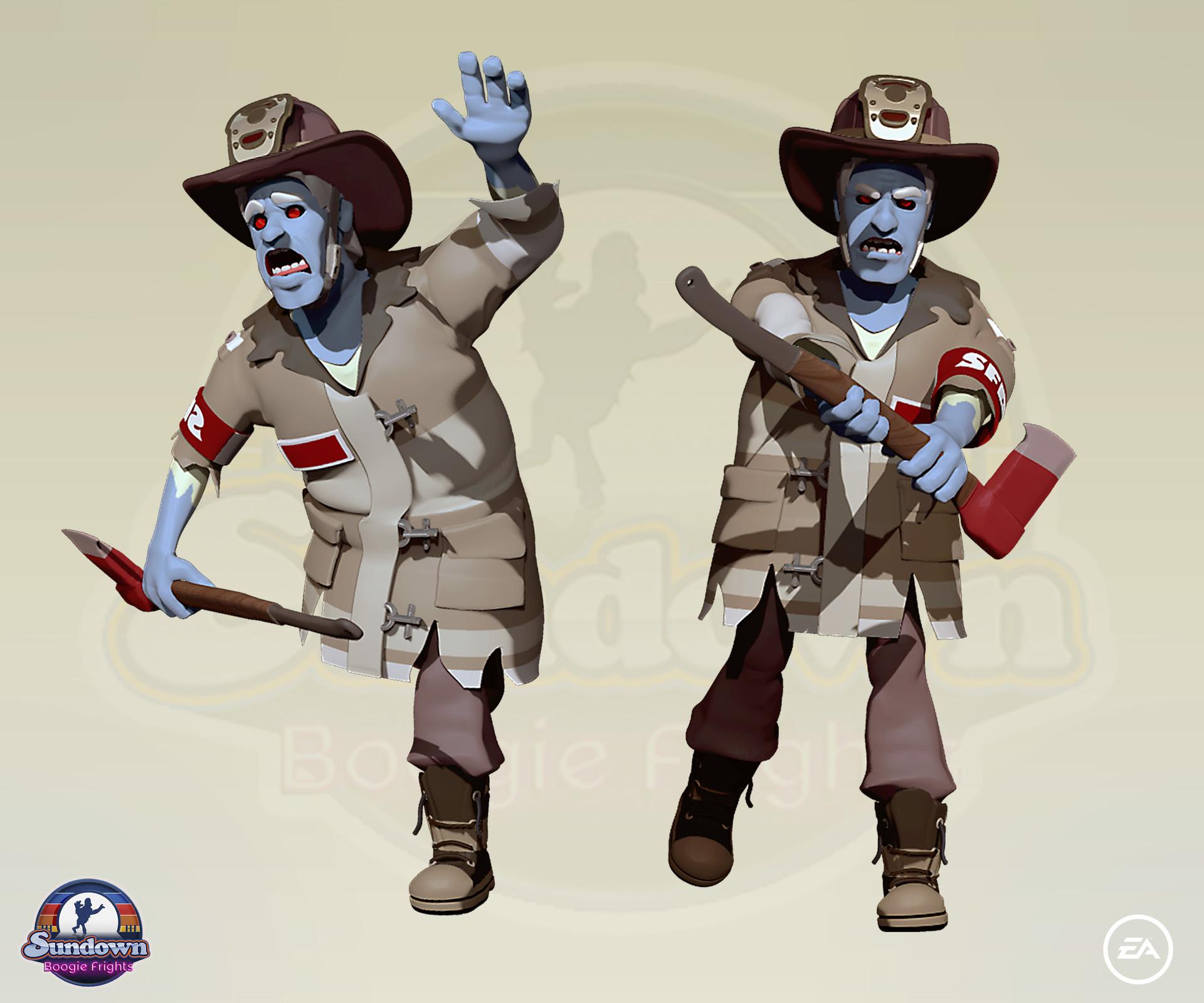 Jessie lam zombiefire