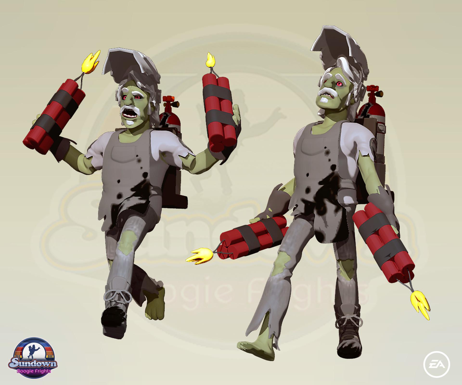Jessie lam zombiebuilder
