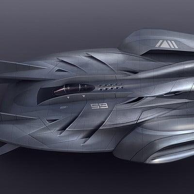 Encho enchev spaceship design4