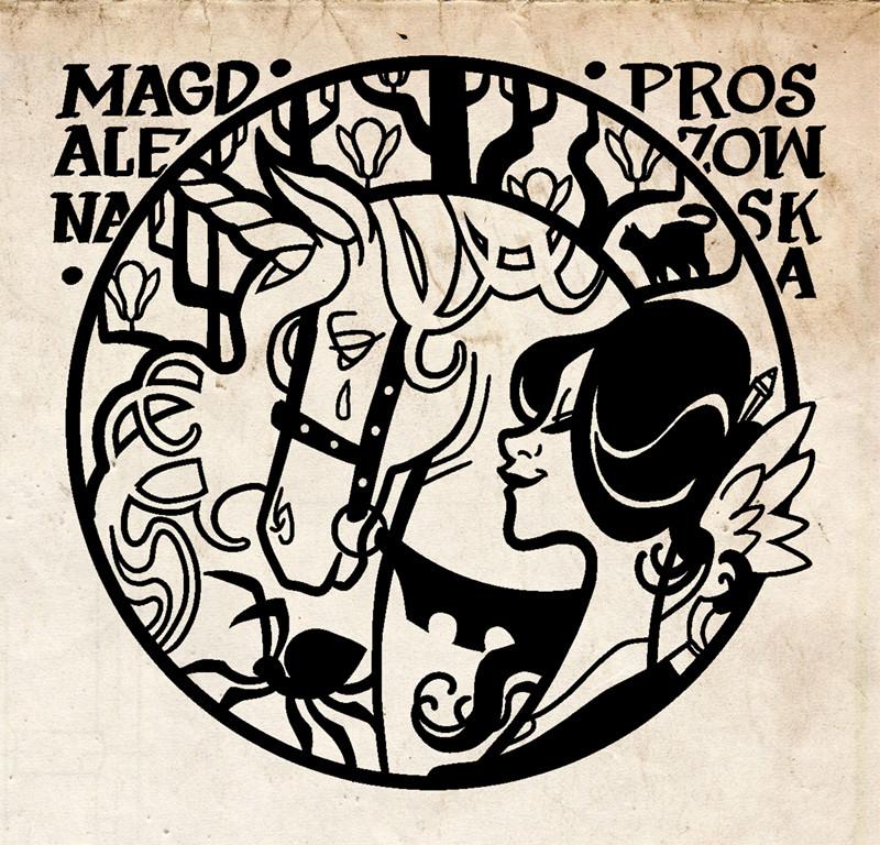Magda proski exlib