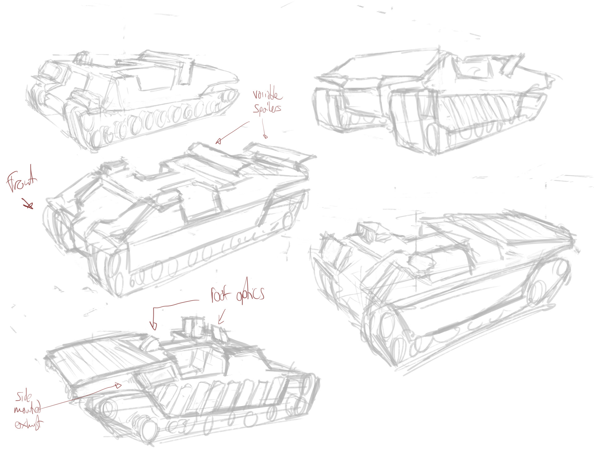 Rob walters t01 sketches