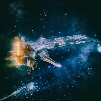 Kresimir jelusic 43 201115 space ship2
