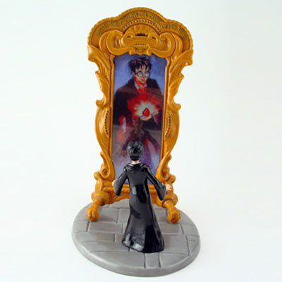 Caitlin ashford royal doulton harry potter mirror holds the answer 1