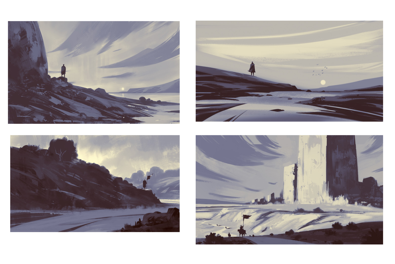 Environment_Comp Sketches