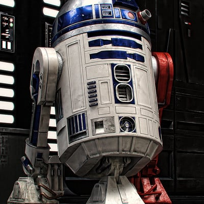 Paul johnson r2d2 epviii