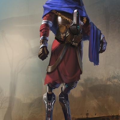 Rodrigo galdino warrior 2