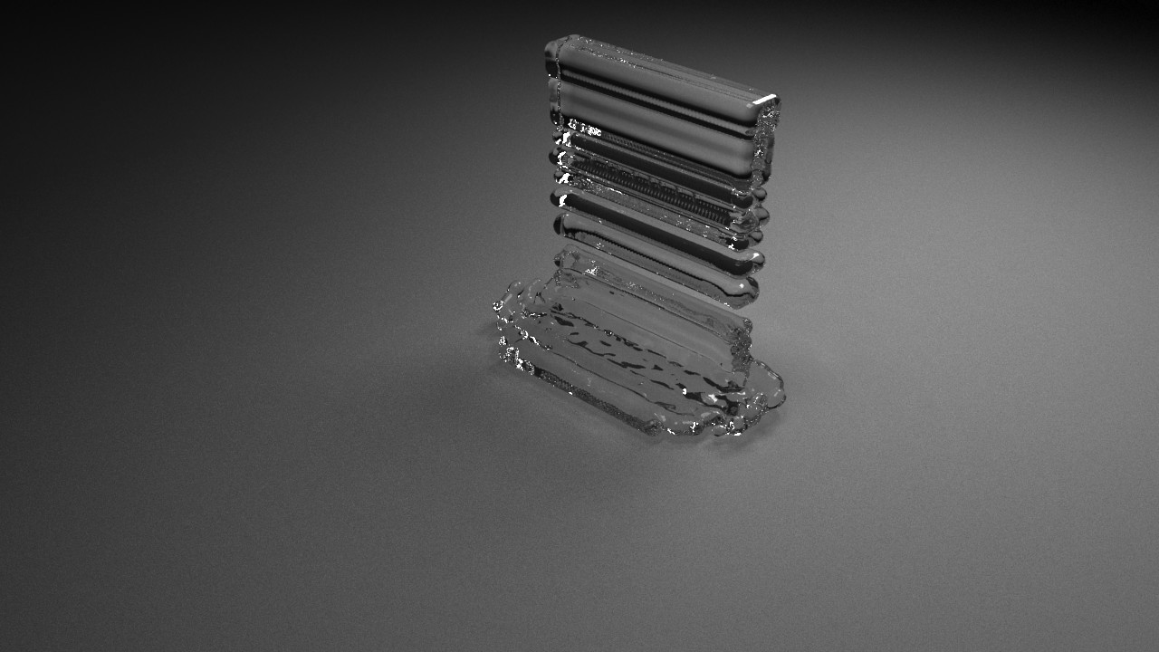 Water test 1 by hugo matilde