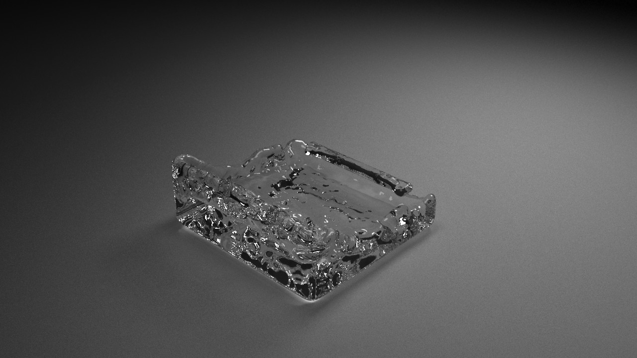 Water test 5 by hugo matilde
