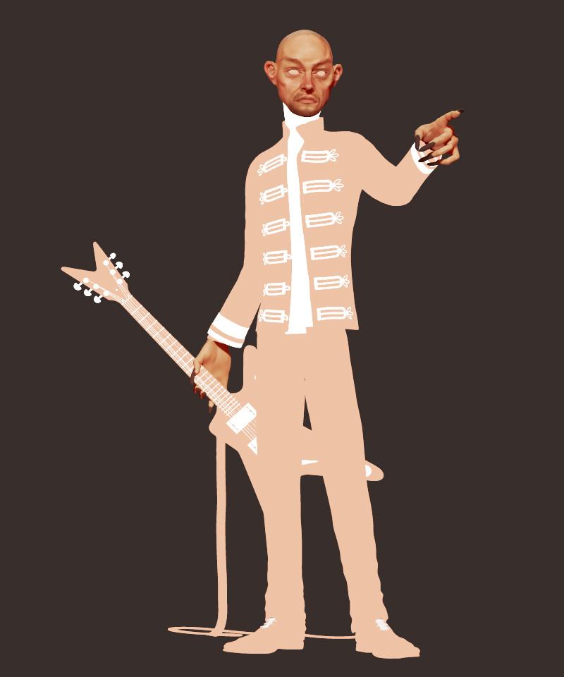Joseph pegurier guit
