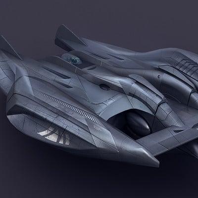 Encho enchev spaceship design5