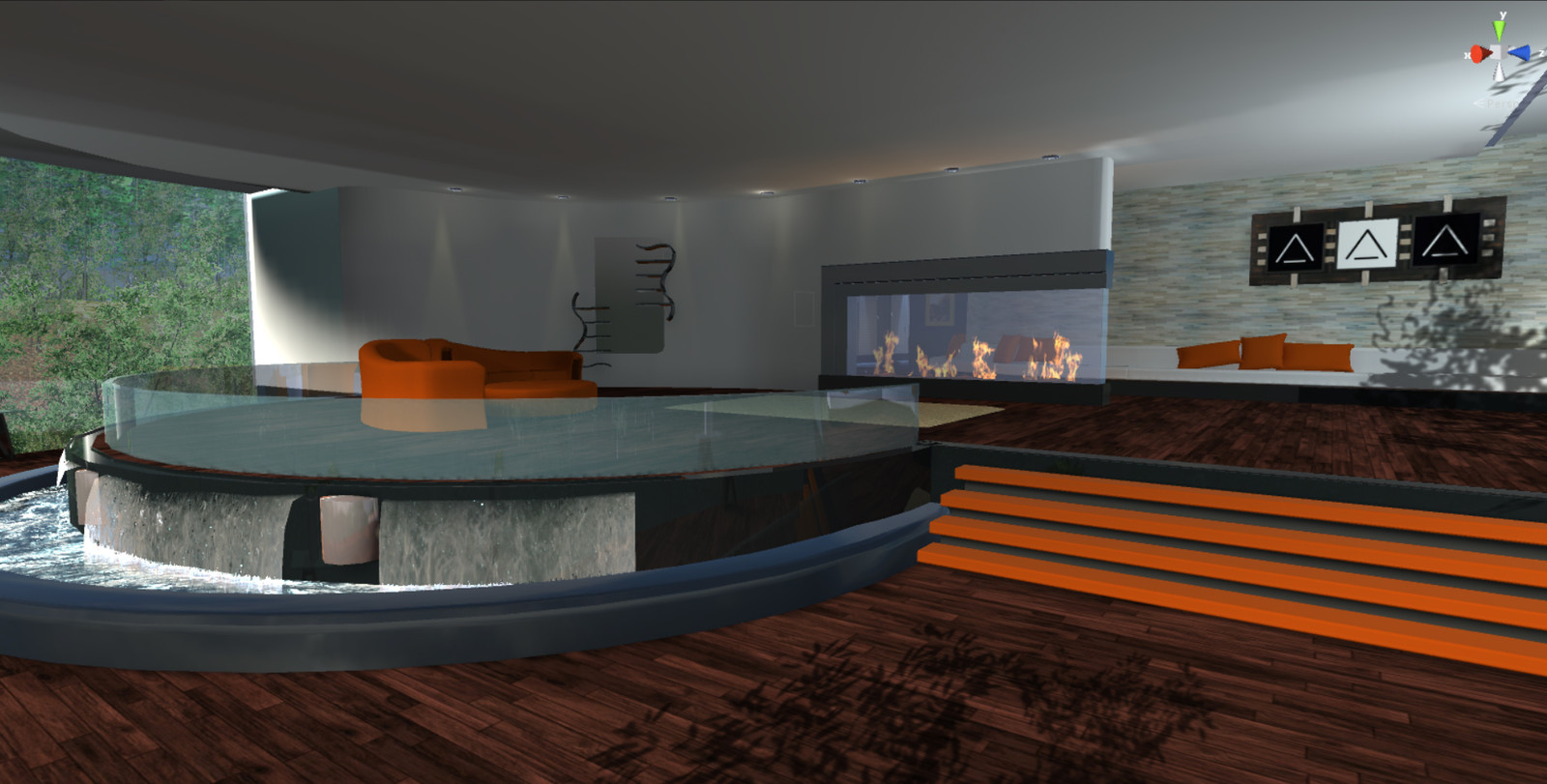 Old Personal Theater Concept
