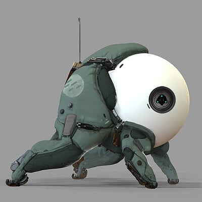 Darren bartley dogbot