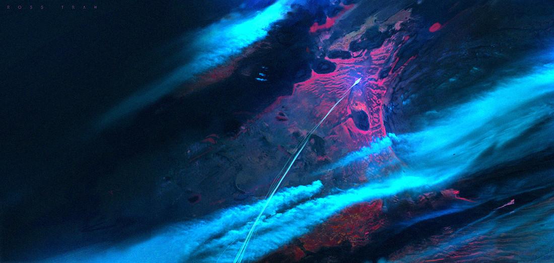 Ross tran cobalt ice