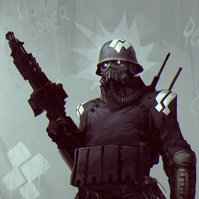 Rives alexis troopers by deadslug d835lmf