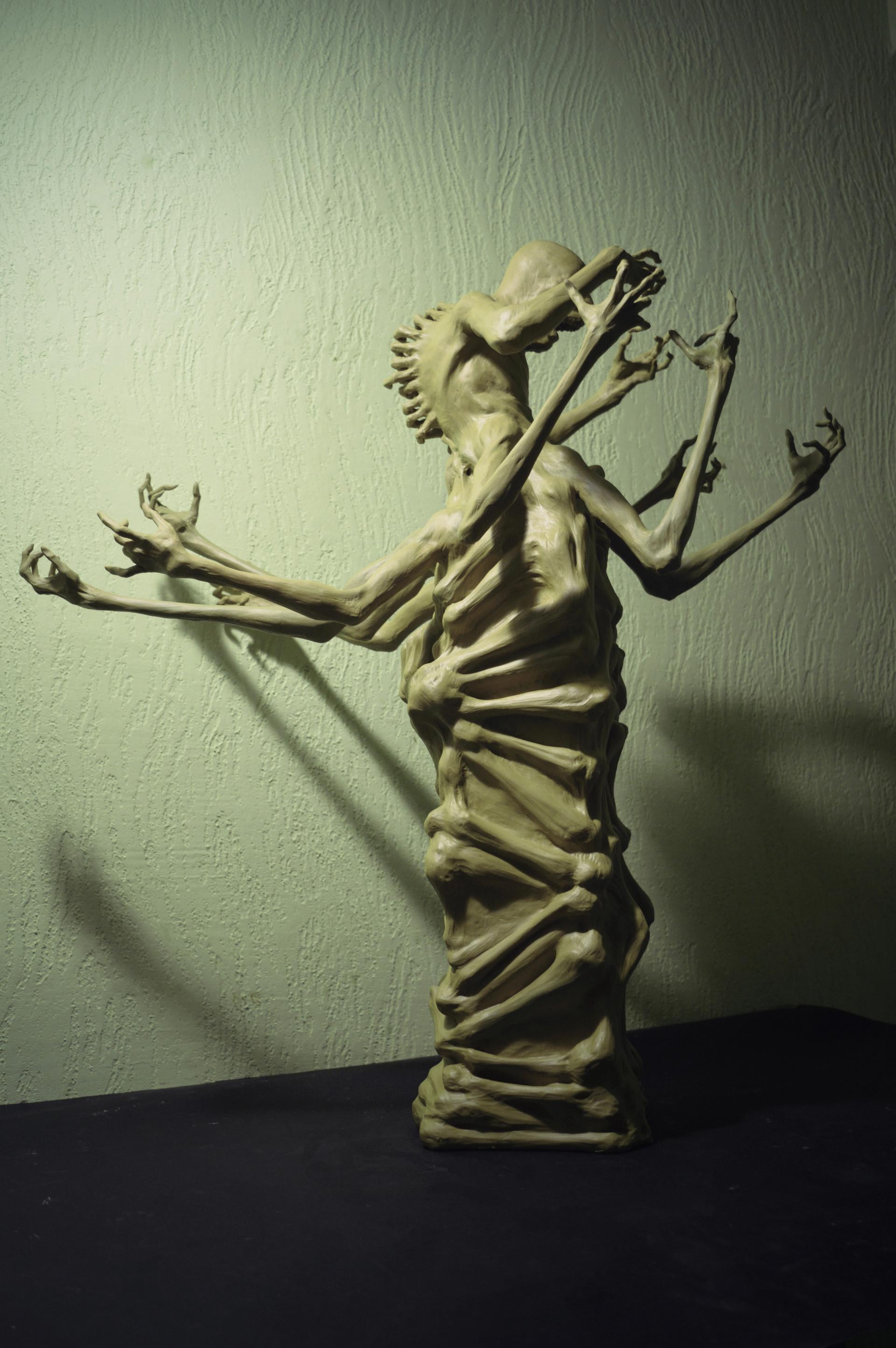 Sadan vague centipede v blind hunger 7