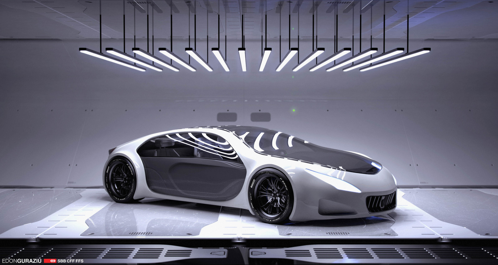Artstation Car Interior Design Edon Guraziu