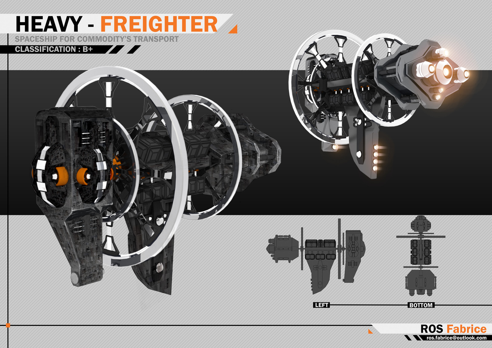 The Heavy - Freighter