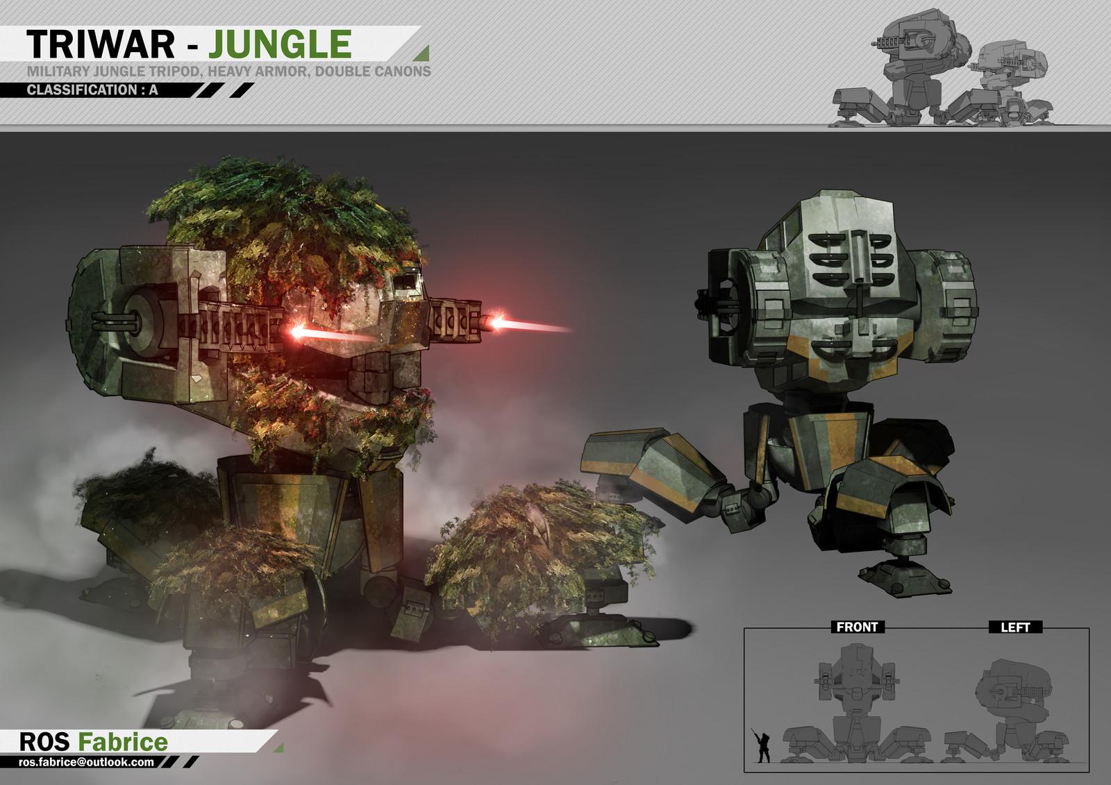 The Triwar - Jungle