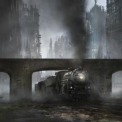 Jeff brown train6