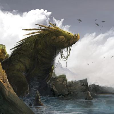 Alvaro ramirez dragon gordaco final
