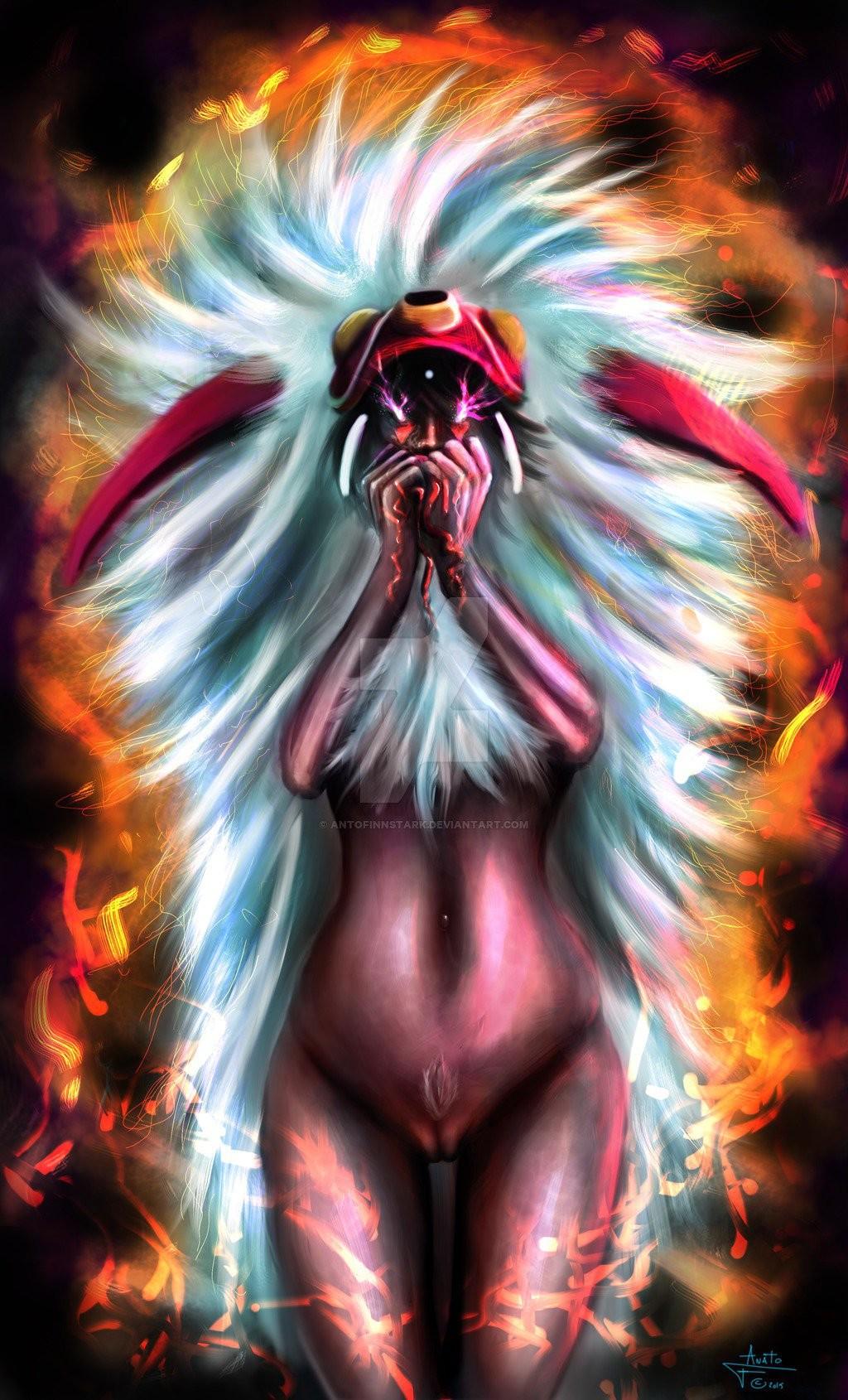 ArtStation - Princess Mononoke, Anato Finnstark