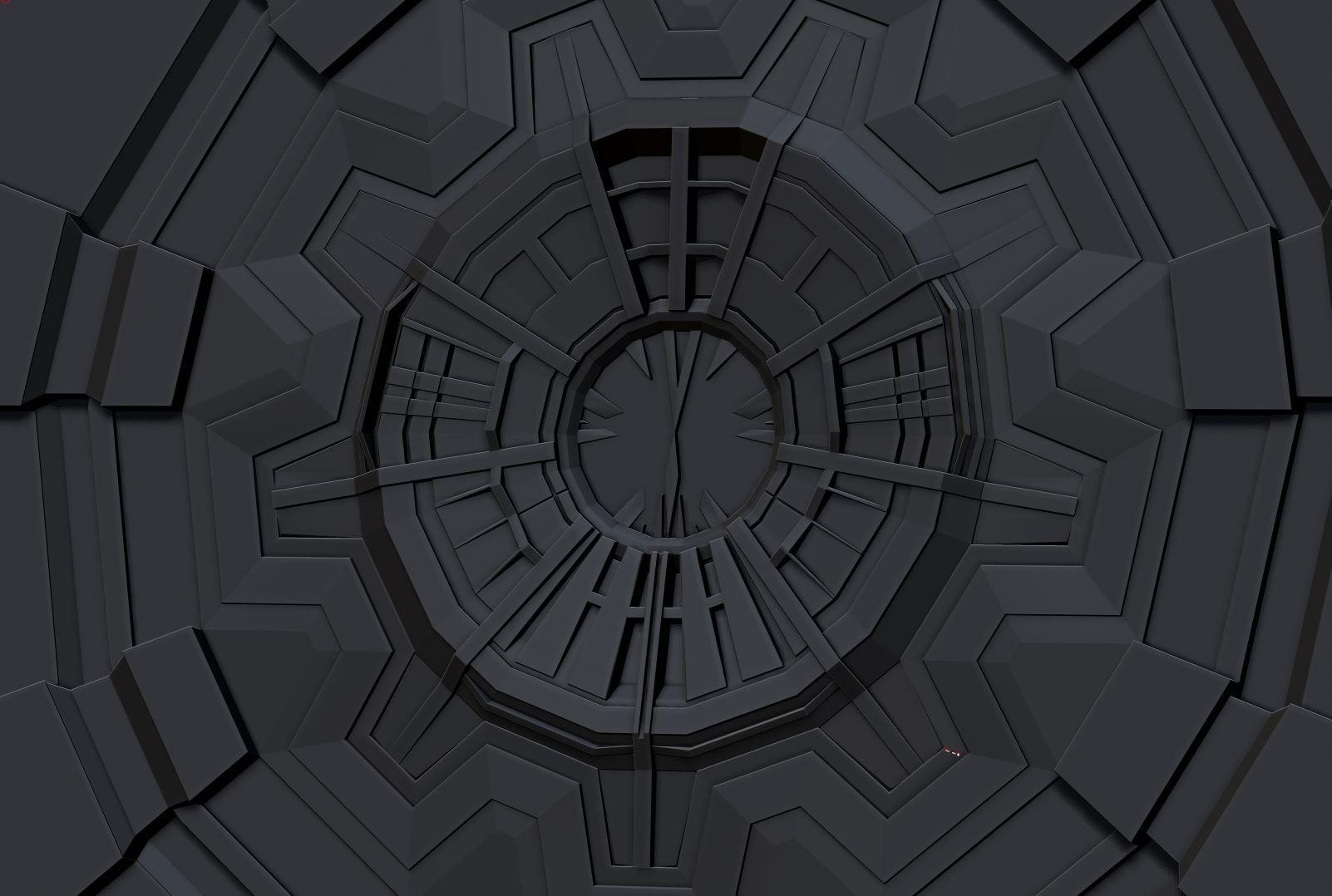 Kresimir jelusic 49 261115 fallout vault zbrush