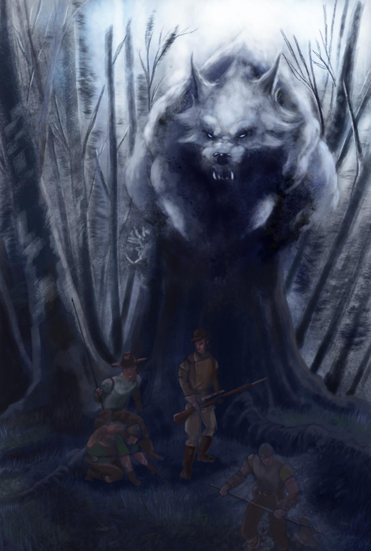 Daniel hidalgo vicente werewolf ambush