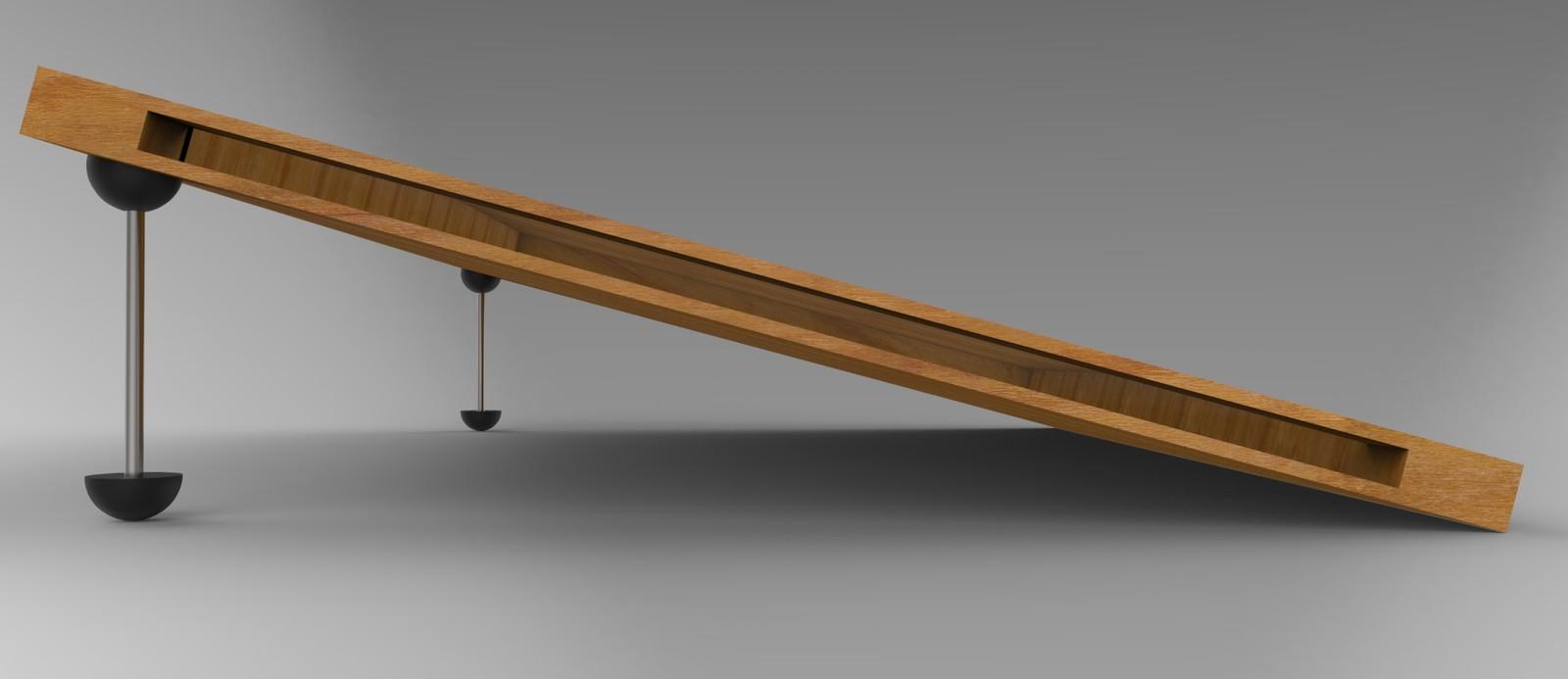 dislexia board left by hugo matilde